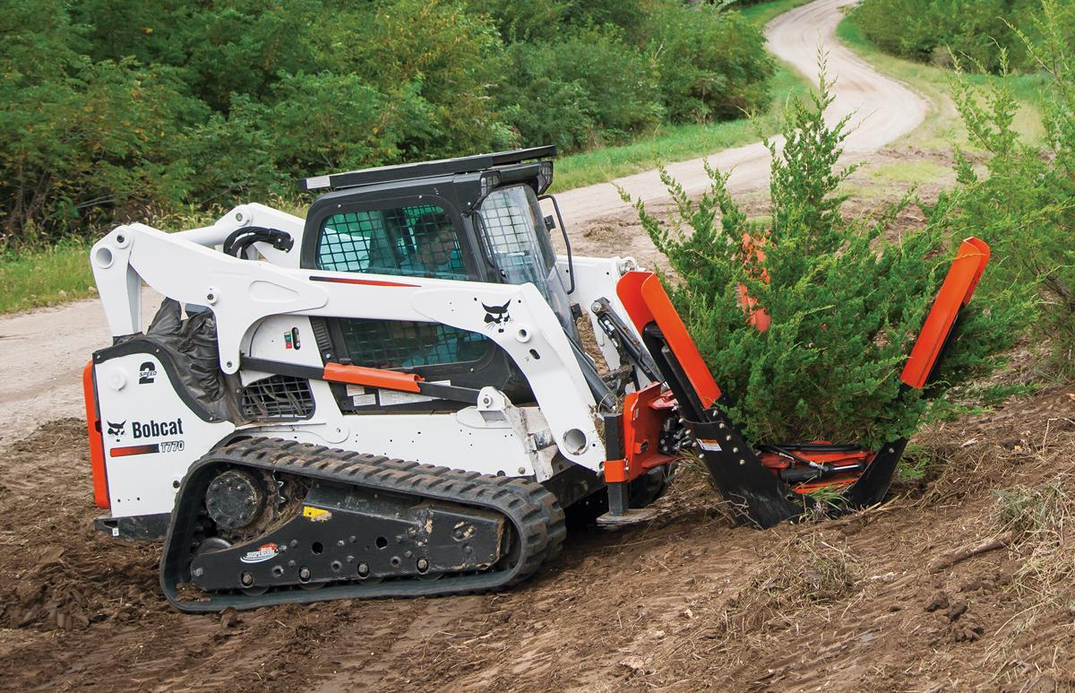 Bobcat T770 Compact Track Loader - Sanco Equipment